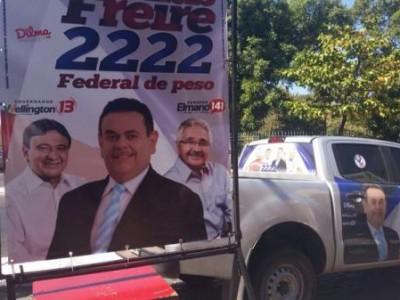 Silas Freire desmente especulações sobre dificuldade em fazer campanha ao lado de WD