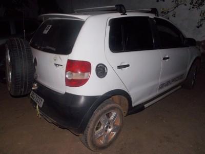 Polícia Militar prende lavrador e consegue recuperar 2 veículos roubados em Valença