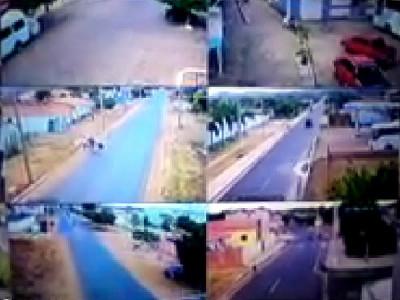 São Miguel do Tapuio tem sistema de vídeomonitoramento da cidade