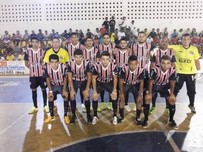 Vale Liverpool e São Paulo se enfrentam na grande final da XV Copa Norte de Futsal sede Valença