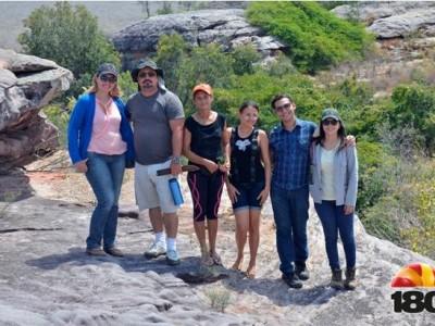 IPHAN Vistoria Sítios Arqueológicos na cida