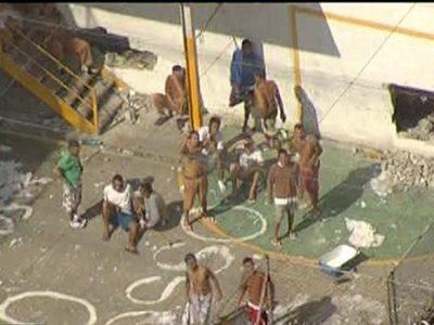 Após rebelião, presos são achados mortos no CDP de São José