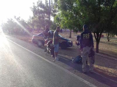 Operação Guaribas II: PRF prende sete pessoas e apreende 98 veículos irregulares