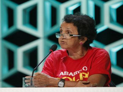 Juíza indefere registro de Lourdes Melo e de todos os candidatos do PCO