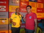 Portal de noticias valencaonline.com entrevista o vereador e candidato a reeleição Benoni (PDT)