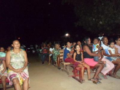 Terminou na noite desta terça-feira (23) o Festejo de Nossa Senhora de Lima na localidade Taboquinha em Valença do Piauí