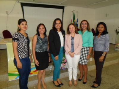 Justiça Eleitoral realizou palestra para candidatos representantes de partidos contadores e advogados das coligações da 18ª Zona Eleitoral