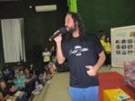 Gabriel, O Pensador conta em vídeo susto que levou com raio em MG