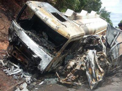 TRAGÉDIA: Família inteira morre em acidente e choca população de Corrente