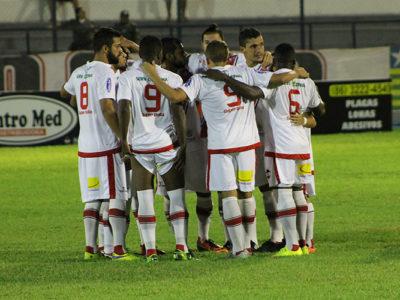 Empate de 2 x 2 para River e 4 de Julho no Campeonato Piauiense