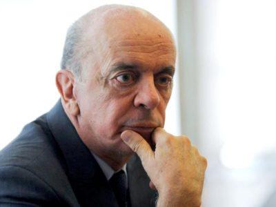 Serra pede demissão do Ministério das Relações Exteriores; veja carta