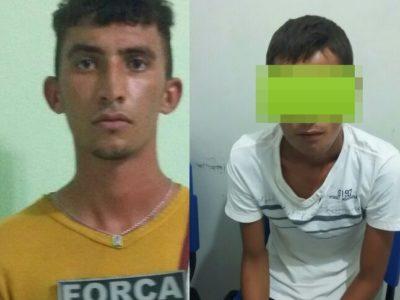 Dupla acusada de assaltar e espancar agricultor em Fronteiras é detida pela PM